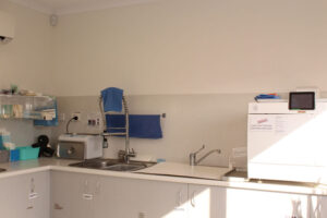Sterilising Room